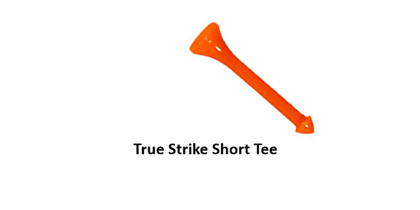TrueStrike - Short Tee 25 pack