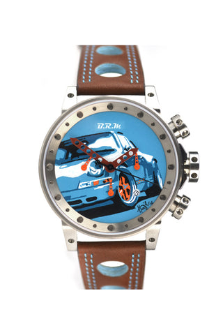 "Hunziker BRM Art Watch - Production No. A01 - ""Dubai"""