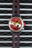 "1 - Hunziker BRM Art Watch - Prototype 1  ""White Mouse"""