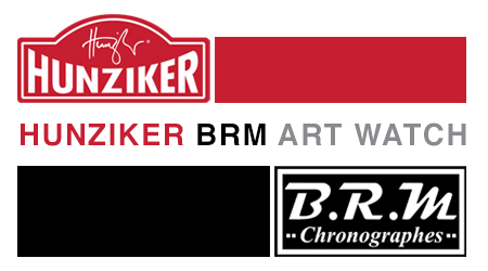 Hunziker B.R.M Art Watch