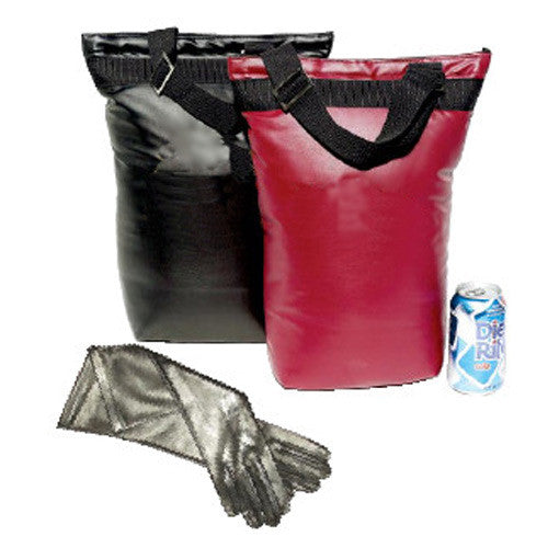 BC002 - Soft As Leather Multi-Bag - Carries six bottles
