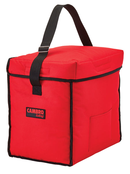 "AB074 - Top Loading Meals Bag - Carries 18 foil trays (13""L x 9""W x 13""H)"