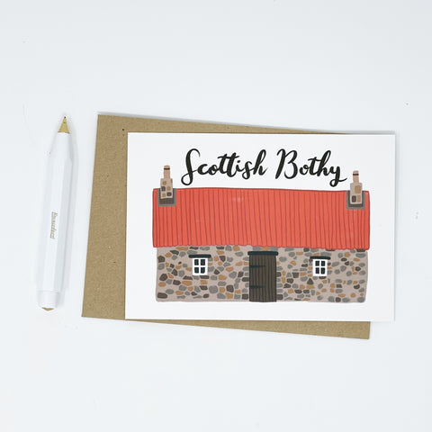 Scottish Bothy