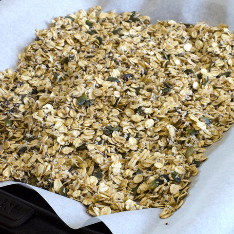 Lomond paper co - Granola