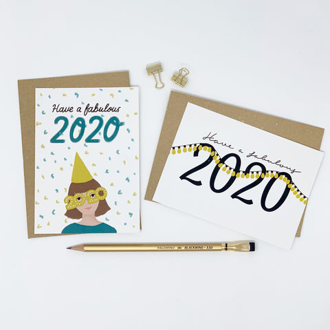 New Year 2020 Cards - Lomond Paper Co.