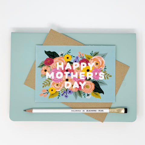Mother's Day Card - Lomond Paper Co.