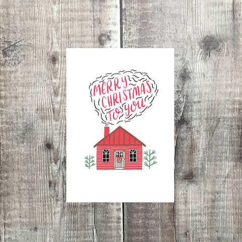Christmas cards 2017 - Lomond Paper Co.