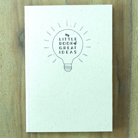 Lomond Paper Co - Little book of great ideas