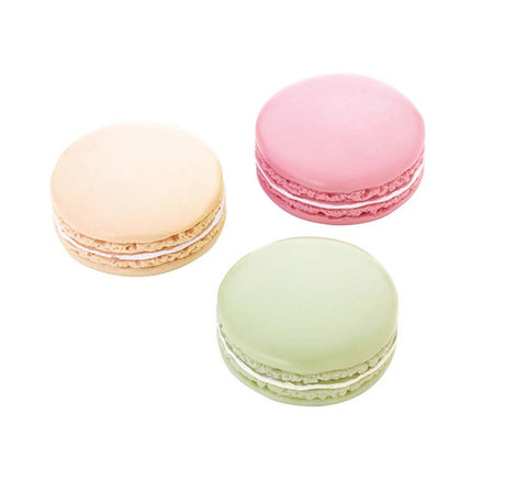Lomond paper Co - Macarons eraser set in rose