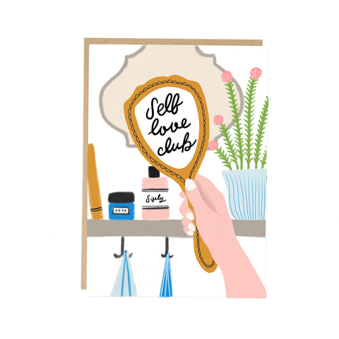 Self Love Club - Lomond Paper Co.