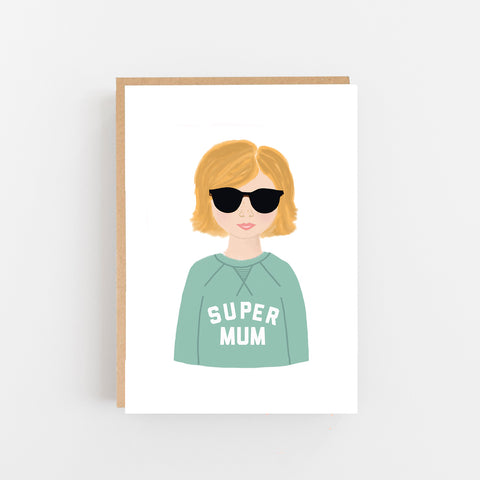 Super Mum Card