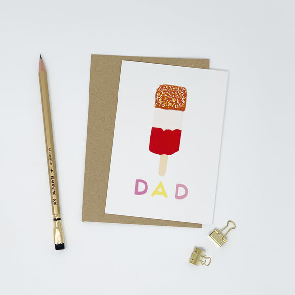 Fab Dad Card - Lomond Paper Co.