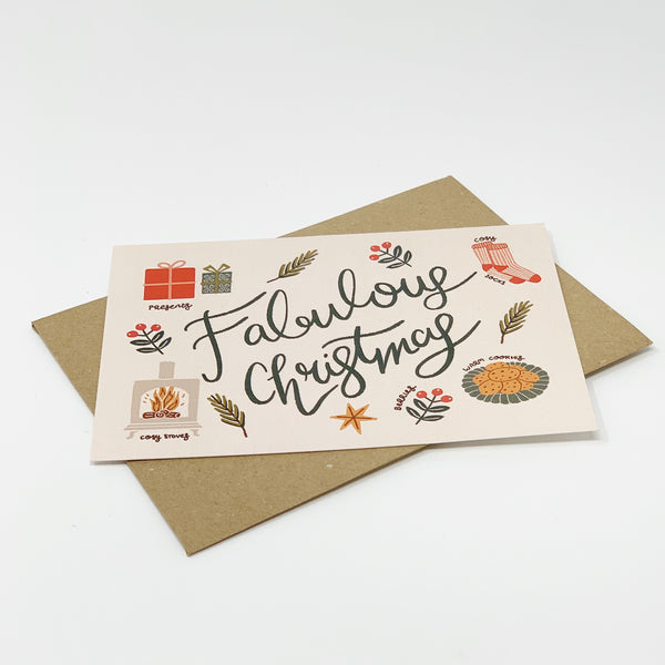Fabulous Christmas - Lomond Paper Co.