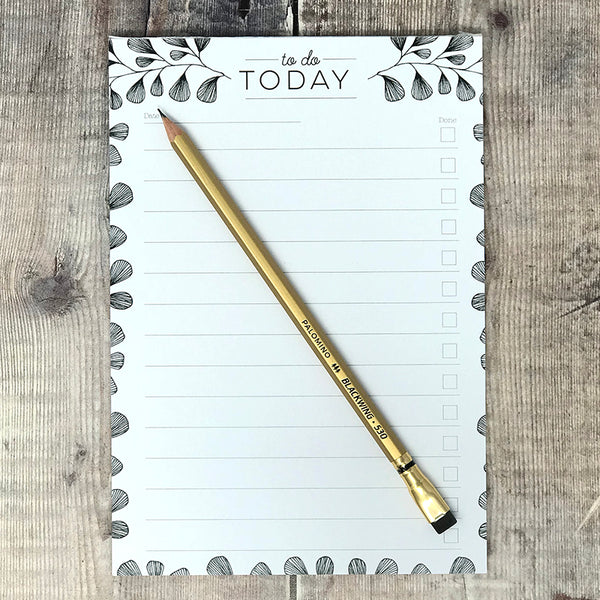 To do today - Notepad