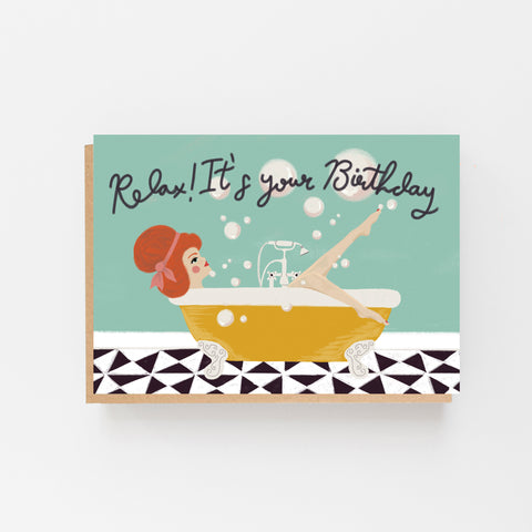 Relax! It's Your Birthday