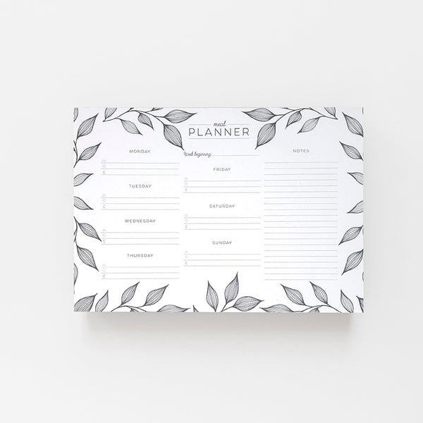 Meal Planner - Lomond Paper Co.