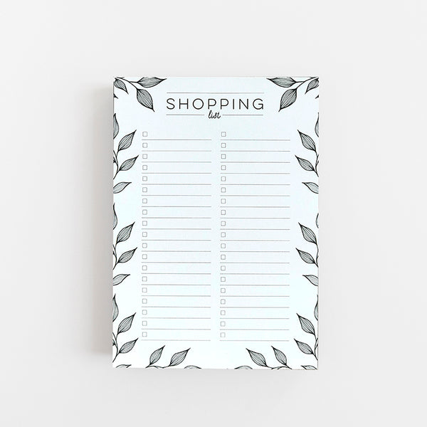 Shopping List - Lomond Paper Co.