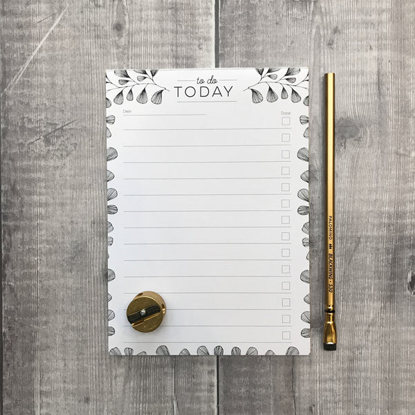 To Do List - Notepad - Lomond Paper Co.