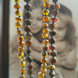 Xi - Baltic Amber Necklace