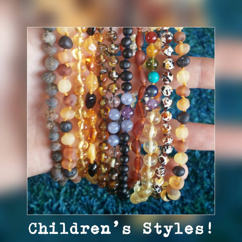 Amber Lady bundle PLUS - Baltic Amber Necklace