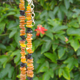 Pet Necklaces ~ Natural Flea and Tick Repellent ~ Small, Medium, Large Sizes - Baltic Amber Necklace