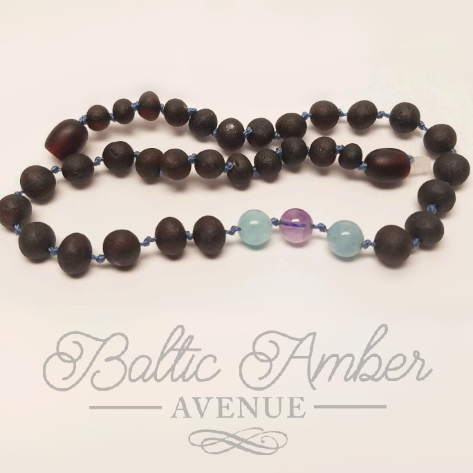 Ashley - Baltic Amber Necklace