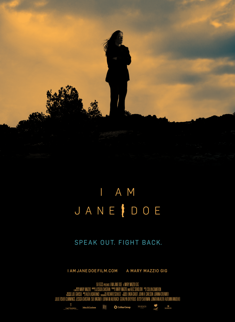 I AM JANE DOE - Poster