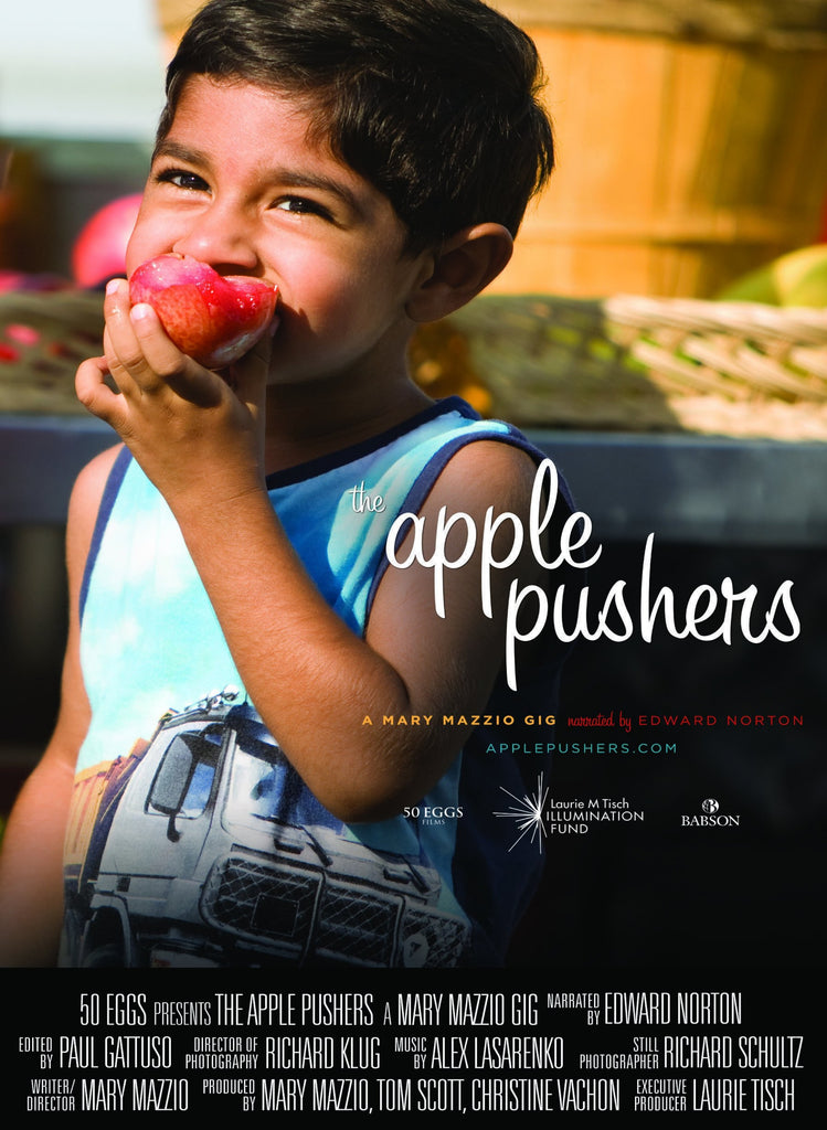 The Apple Pushers - Poster