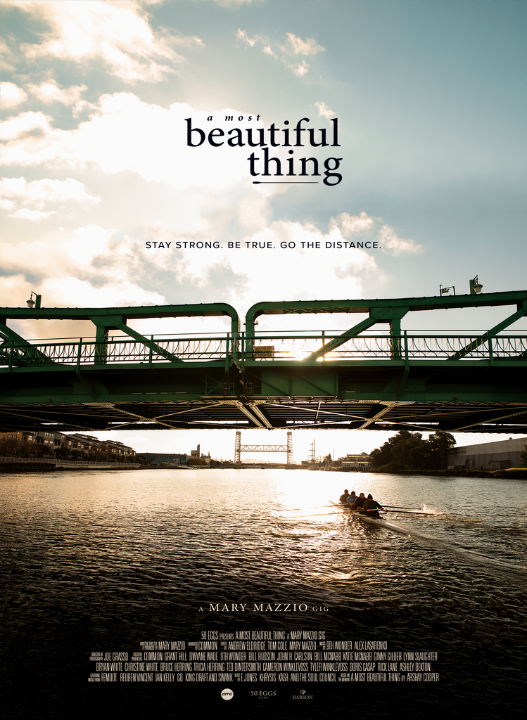 A Most Beautiful Thing POSTER