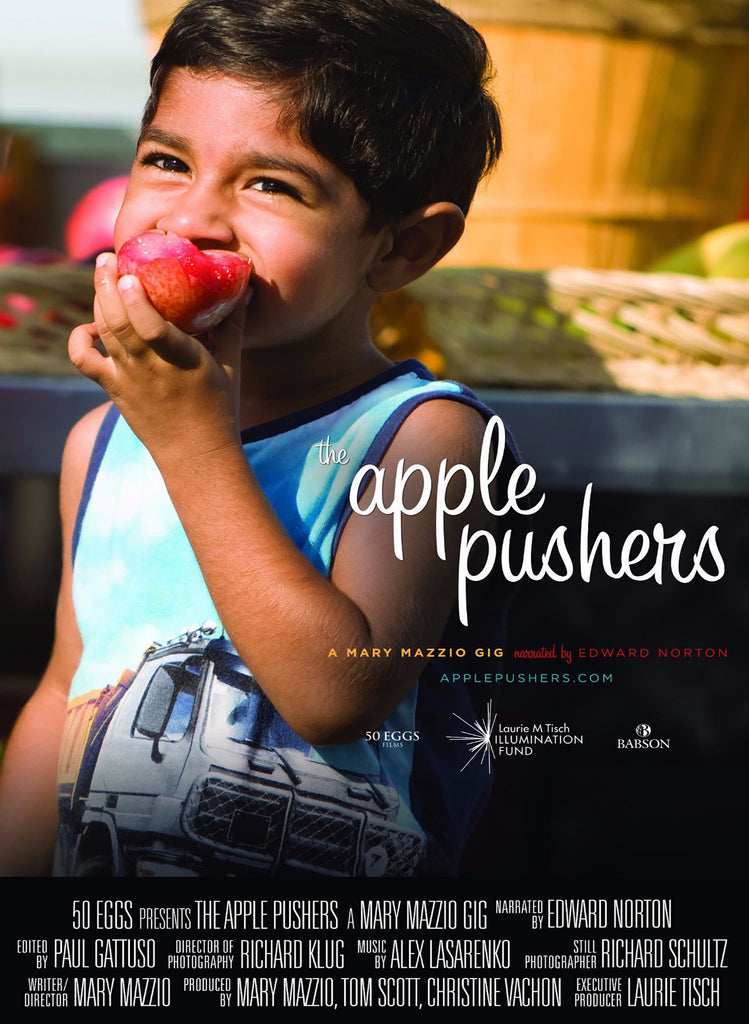 The Apple Pushers - DVD