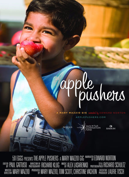 THE APPLE PUSHERS - DVD and STREAMING OPTIONS. Please scroll down for streaming links.