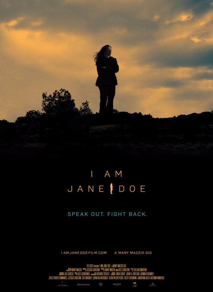 I AM JANE DOE - DVD and STREAMING OPTIONS. Please scroll down for streaming links.