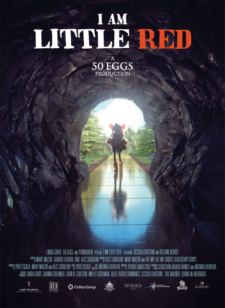 I AM LITTLE RED - EDU STREAMING ONLY