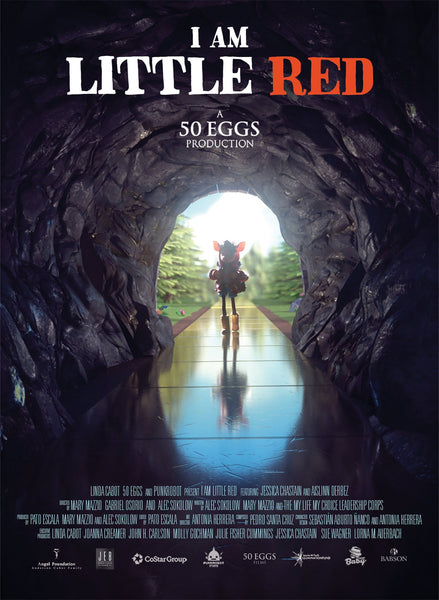 I AM LITTLE RED - DVD ONLY