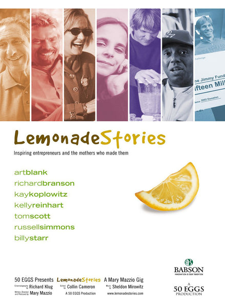 LEMONADE STORIES - DVD and STREAMING OPTIONS. Please scroll down for streaming links.