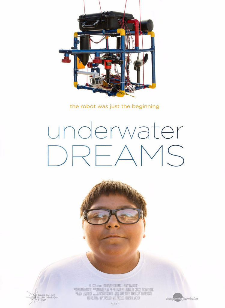 UNDERWATER DREAMS - DVD and STREAMING OPTIONS. Please scroll down for streaming links.