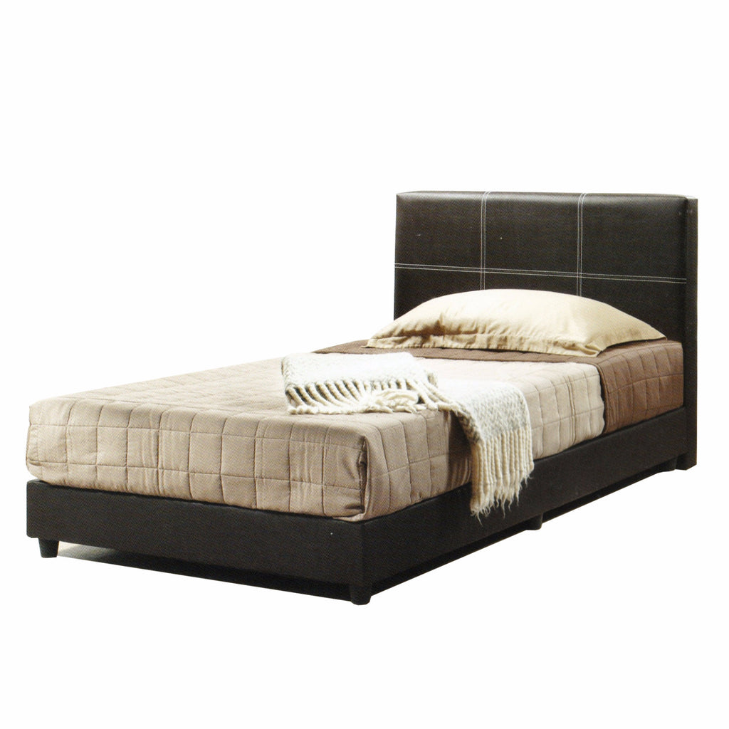 Amanz single bed divan for Best single divan beds