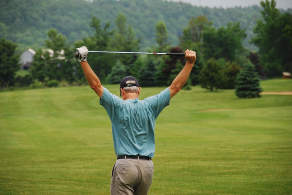 Revive Your Golf Resolutions before 2016 Ends