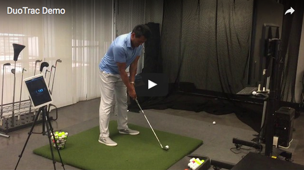 How to get a full analysis of your swing with the DuoTrac 2.0