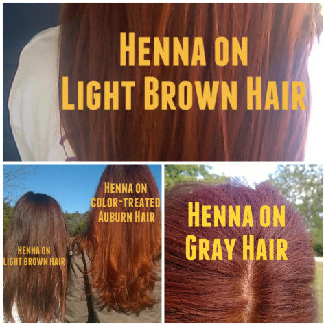 My Experience with Henna Hair {Part 1}