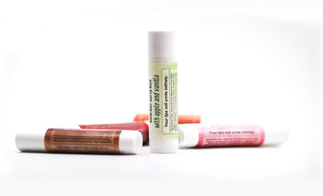 Apple and Vanilla-Blithe Bees-wax Lip Balm