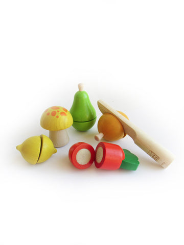 Fruit & Veggie Play Set
