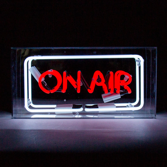 On Air Box Neon