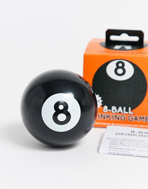 Magic 8 Ball Drinking Game