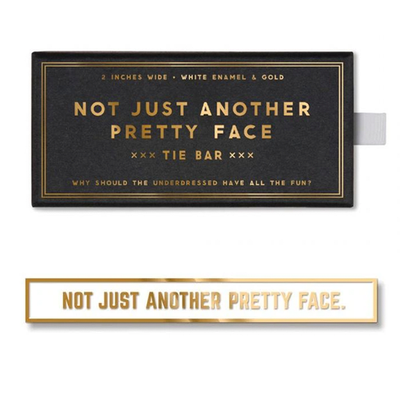 Pretty Face Tie Bar
