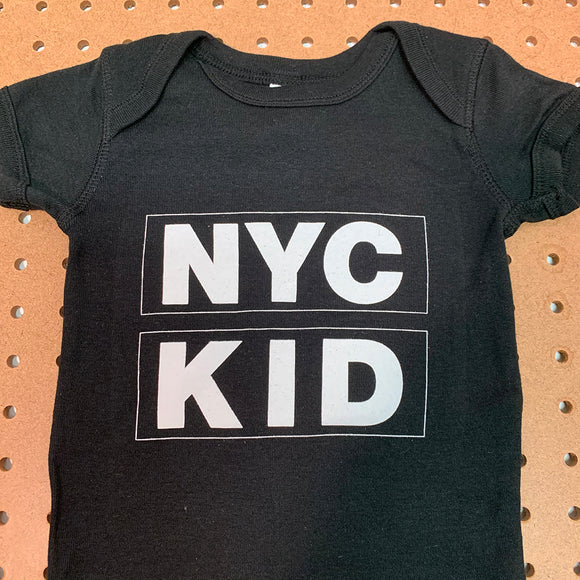 NYC Kid Onesie
