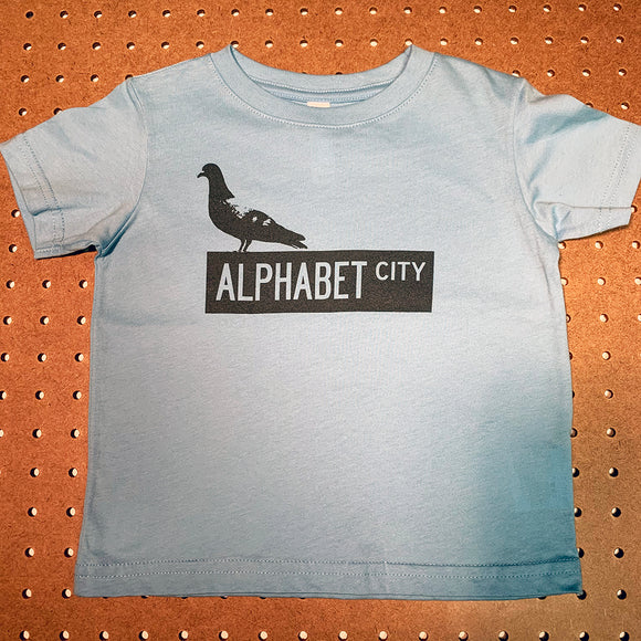 Alphabet City Kids T-shirt