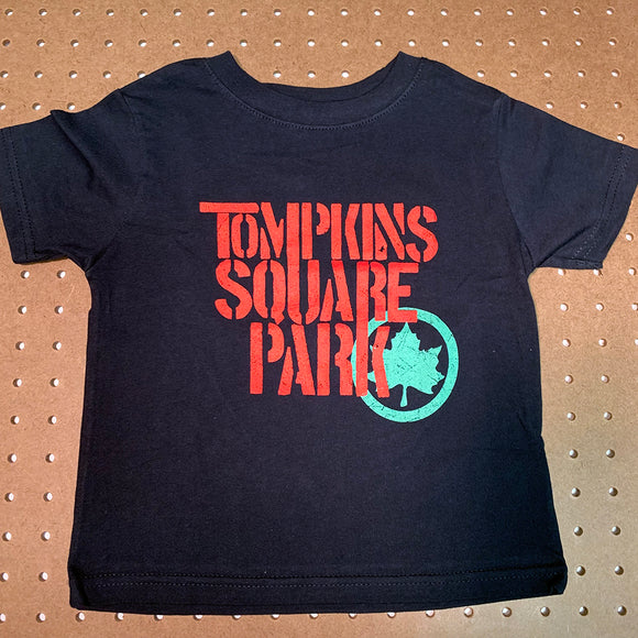 Tompkins Square Park Kids T-shirt