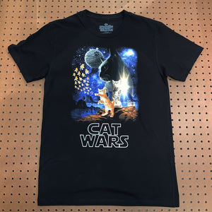 Cat Wars T-shirt