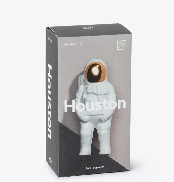 Houston Bottle Opener